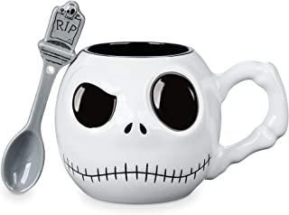 Disney Jack Skellington Mug and Spoon Set
