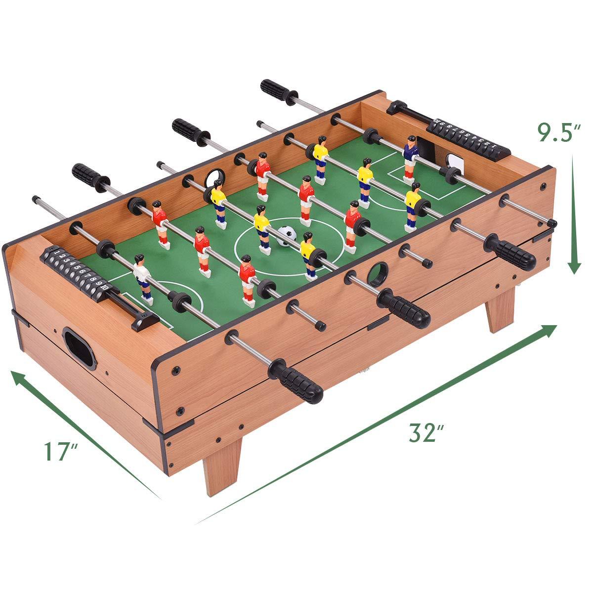Giantex 4 in 1 Multi Game Tabletop