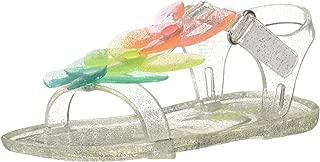 Kids Tian Girl's Embellished Jelly Sandal