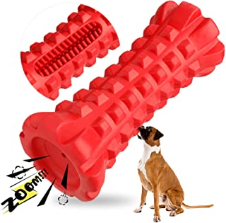 HAOPINSH Squeaky Dog Toys for Large Breed Aggressive Chewers Almost Indestructible, Dog Squeaking Toys Durable Tough Dog C...