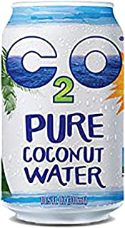 C2O Pure Coconut Water, 100% All Natural Electrolyte Drink - Healthy Alternative to, Soda, Coffee, and Sports Drink - Non-...