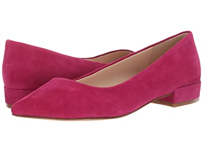 Nine West Fayth Flat (Raspberry) Women