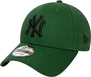 New Era League Essential 9Forty Neyyan Hogblk Unisex Bere ,Yeşil, Tek Ebat (Üretici Ölçüsü: Osfm)
