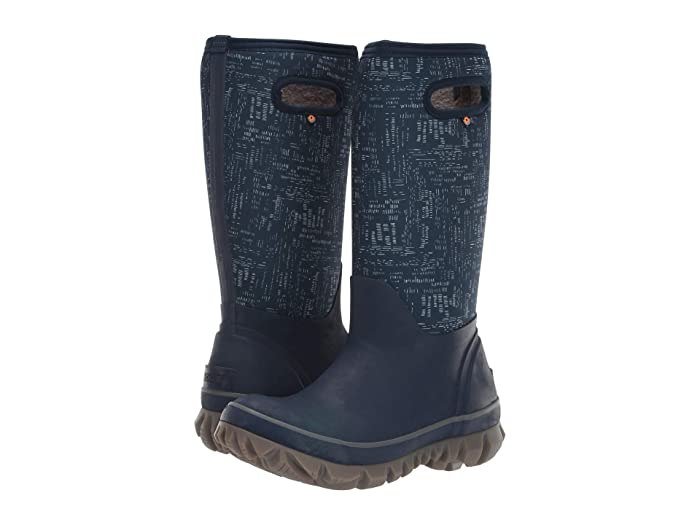 Bogs Whiteout Sparks | Zappos.com