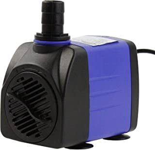 AQUANEAT 50-1450 GPH Submersible Water Pump Adjustable Powerhead Aquarium Fish Tank..