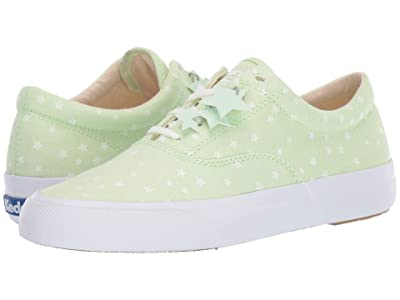 Keds Anchor Glow Canvas (Green Canvas) Women