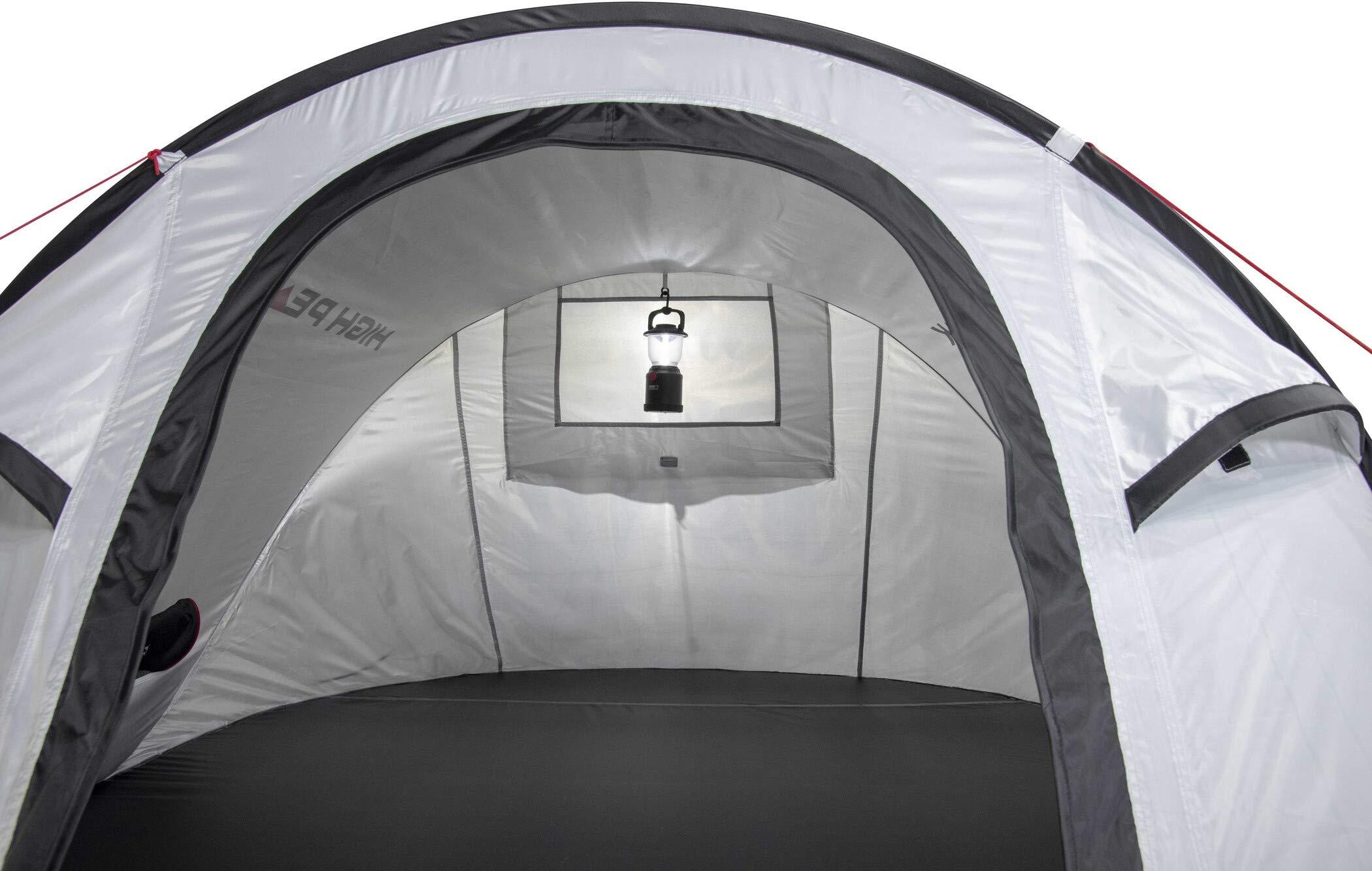 High Peak Wurfzelt Vision 2, Pop Up Zelt für 2 Personen
