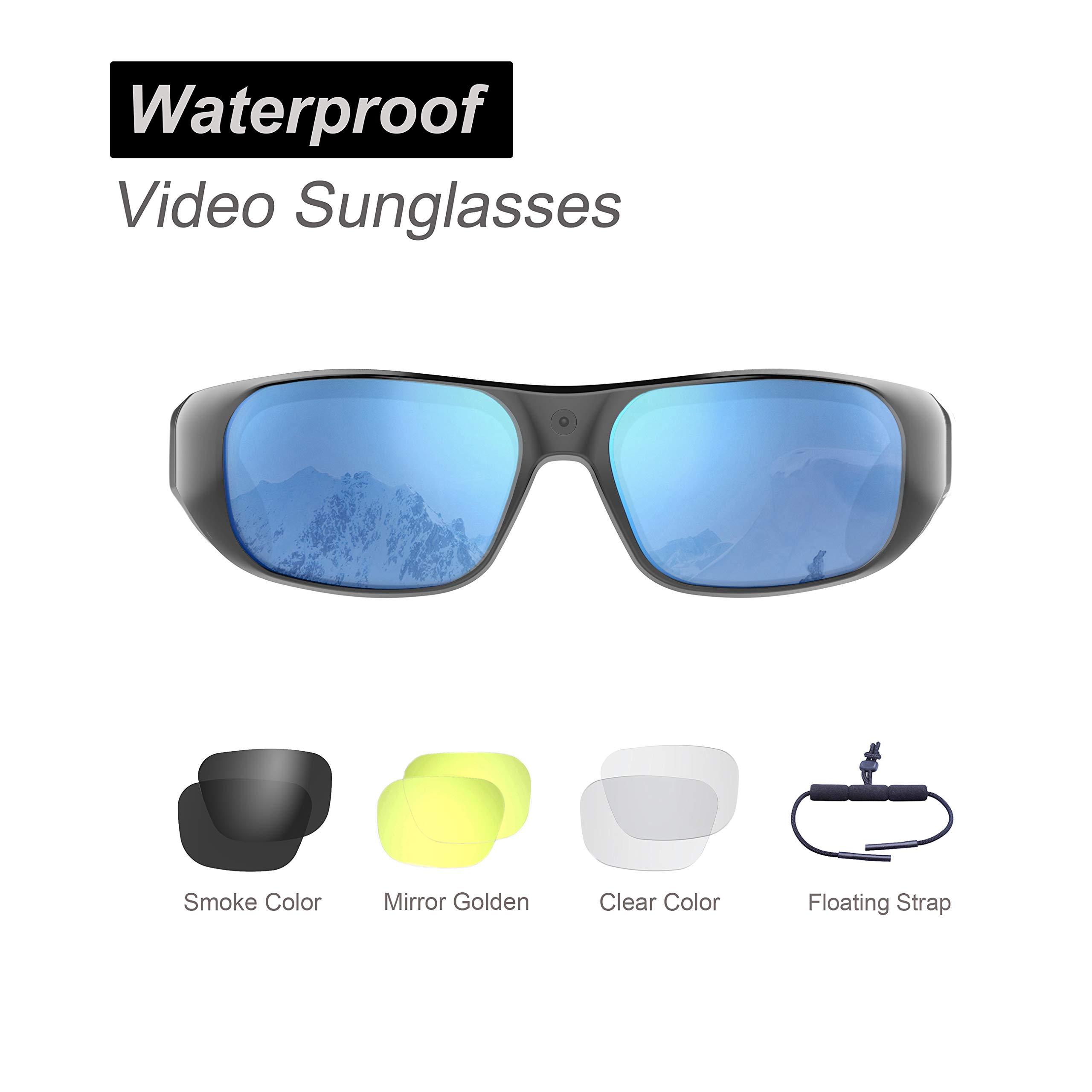 sunshine Waterproof Sunglasses Polarized Protection