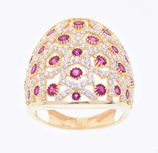 Pure gold Ring 37288