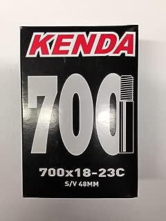 Kenda 700x18-23C Schrader Valve 48mm Tube