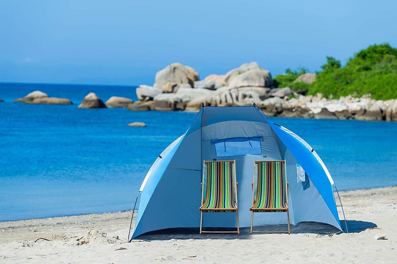 Extra Large Beach Cabana Tent Sun Outdoor Jacksonville Mall Porta Sunshade lowest price Shelter