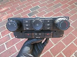 Hiscarpart #9691E Fits Ford Focus OEM Temp AC Heat Climate Control Panel Unit Switch
