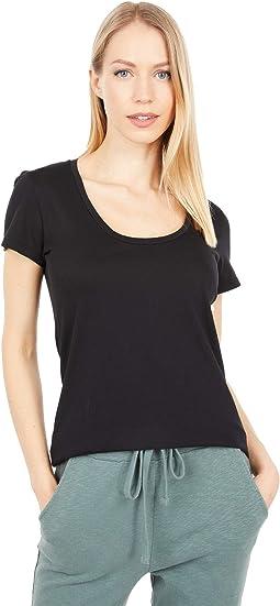 Lightweight Jersey Short Sleeve T-Shirt