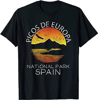 Picos de Europa National Park Spain Gift Nature Vacation T-Shirt