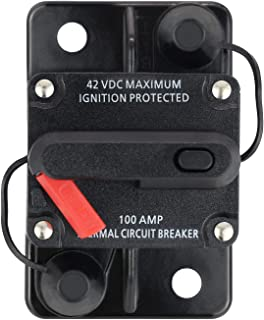 5A Manual Reset GLOSO E89 Type 3 1 Pack ATC Footprint Automotive Circuit Breaker