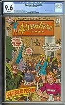 ADVENTURE COMICS #394 CGC 9.6 WHITE PAGES