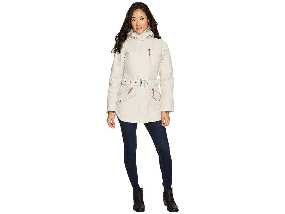 Columbia Carson Passtm II Jacket (Light Cloud) Women
