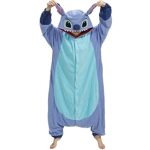 80ab4231ec4c Stitch Pajama Costume (one size fits all)