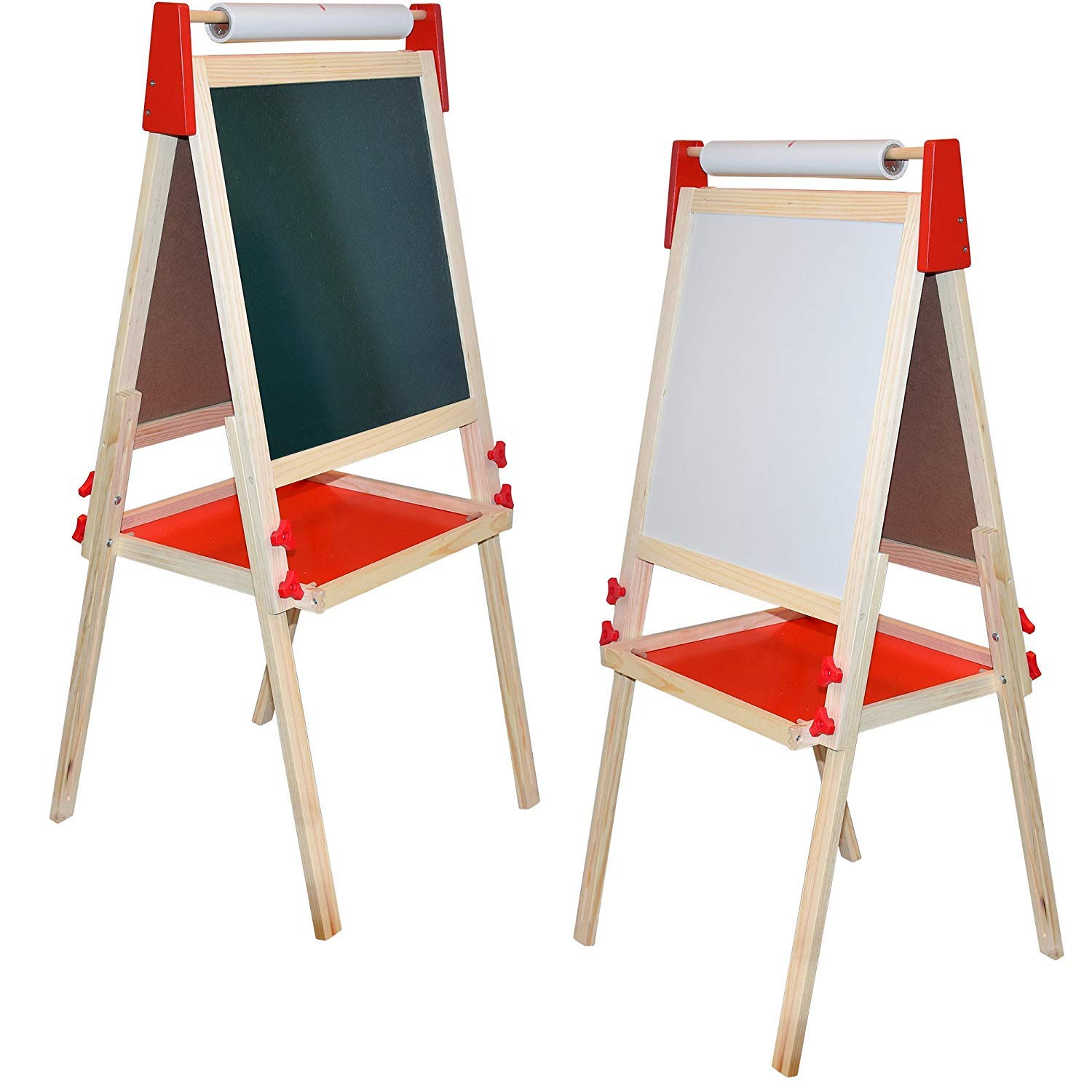 Deluxe Standing Easel All One