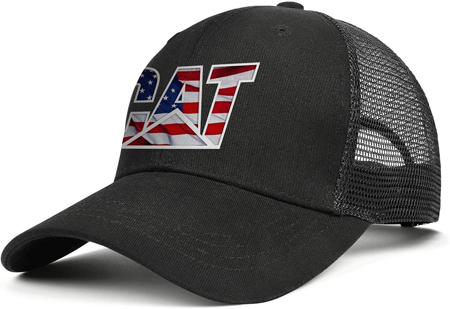 Women Men Baseball Cap CAT-Diesel-Power-American-F Ranking TOP17 Fixed price for sale Fashion Adult