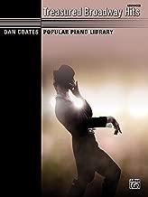 Treasured Broadway Hits (advanced) (Dan Coates Popular Piano Library)
