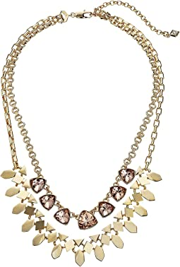 Vera Bradley - Holiday Confetti Double Necklace