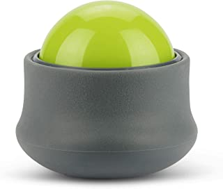 Trigger Point Performance Handheld Massage Roller Ball, Green/Grey, One Size