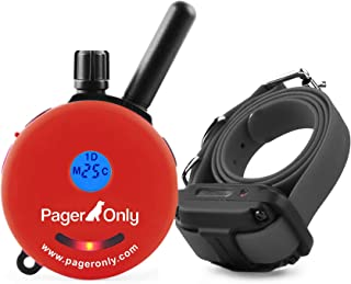 Educator E-Collar Technologies Pager Only Remote Training Collar