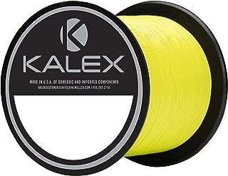 hi vis yellow braid