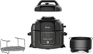 Ninja Cooker237 Pressure Cooker, 6.5 quart, Black (Renewed)