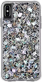 Case-Mate - iPhone XS Max Case - KARAT - iPhone 6.5 - Mother of Pearl