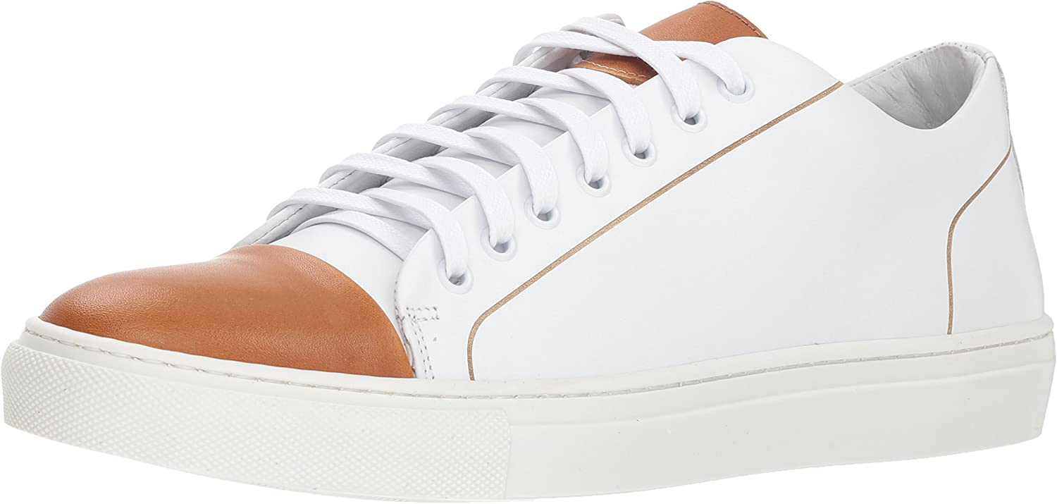 Kenneth Cole New York Mens Hensley Low Sneaker