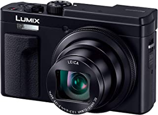 パナソニック コンパクトデジタルカメラ ルミックス TZ95 光学30倍 ブラック DC-TZ95-K