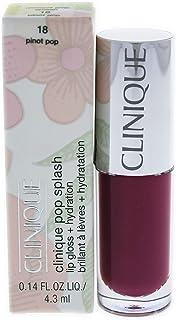 Clinique Pop Splash for Women, 18 Pinot Pop, 0.14 Ounce