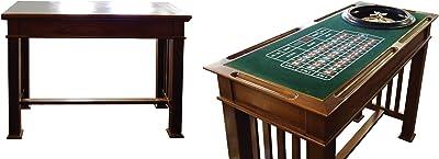 Premier Housewares 2401261 Table de Jeu Acajou