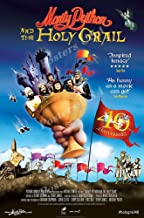 Posters USA - Monty Python and the Holy Grail Movie Poster GLOSSY FINISH - MOV017 (24
