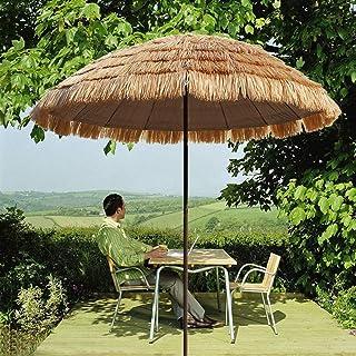 Ombrelloni In Paglia Da Giardino.Amazon It Vetro Ombrelloni Ombrelloni Tende E Tettucci Parasole Giardino E Giardinaggio