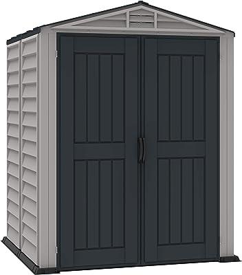 Amazon com : SideMate 4'x8' : Storage Sheds : Garden & Outdoor