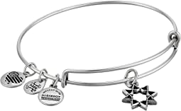 Alex and Ani - 8-Point Star Bangle