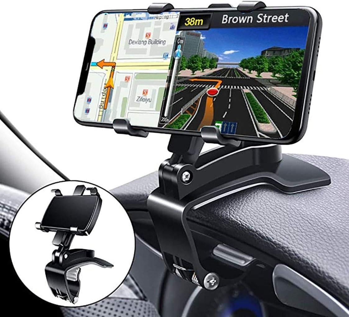 Dashboard clip phone mount yaokeep