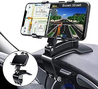 پایه نگهدارنده تلفن همراه 360 درجه چرخش داشبورد تلفن YAOKEEP برای پایه نگهدارنده کلیپ خودرو مناسب برای گوشی های هوشمند 4 تا 7 اینچی