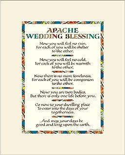 Ink Monkey Press Apache Wedding Blessing - Print 8x10