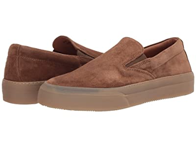 John Varvatos Collection 315 Mac Skate Slip-On Sneaker (Brownstone) Men