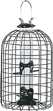 Audubon Squirrel Proof Caged Tube Type Bird Feeder Model NATUBE3