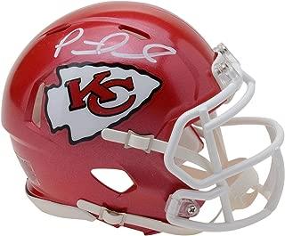 Patrick Mahomes Kansas City Chiefs Autographed Riddell Speed Mini Helmet - Fanatics Authentic Certified