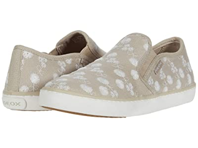 Geox Kids Kilwi 77 (Little Kid/Big Kid) (Medium Beige) Girl
