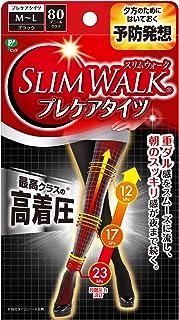 Slim Walk Pre-Care Tights High Compression (Black/M-L Size)