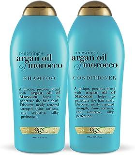 OGX Organix Argan Oil of Morocco Shampoo & Conditioner Set (25.4 Oz Set)