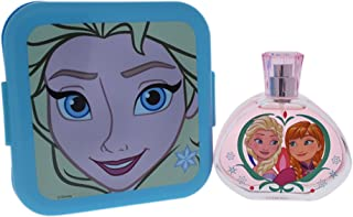 Disney Frozen for Kids 2 Piece Gift Set with Edt Spray and Frozen Box
