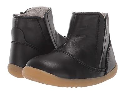 Bobux Kids Step Up Shire Merino Lined Winter Boot (Infant/Toddler) (Black) Kid